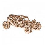3D Wooden Jigsaw Puzzle - Buggy