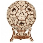3D Wooden Jigsaw Puzzle - Football Cup