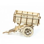 3D Wooden Jigsaw Puzzle - Trailer
