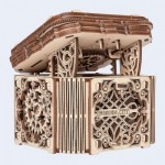 Wooden-City-WR315-8176 Wooden 3D Puzzle - Mystery Box