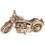 Wooden-City-WR342 3D Wooden Jigsaw Puzzle - Cruisre V-Twin
