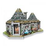 3D Puzzle - Harry Potter (TM): Hagrid's Hut