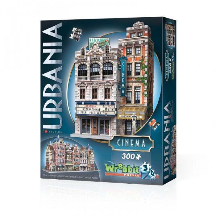 3D Puzzle - Urbania Collection - Cinema