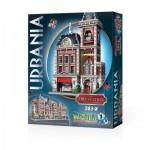 Wrebbit-3D-0505 3D Puzzle - Urbania Collection - Fire Station