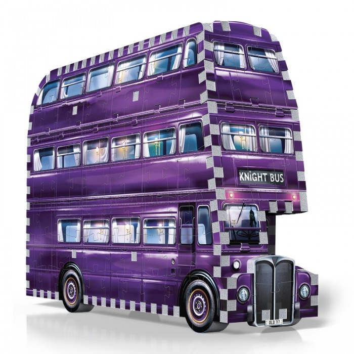 3D Puzzle - Harry Potter (TM): The Knight Bus