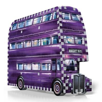 3D Puzzle - Harry Potter (TM): The Knight Bus