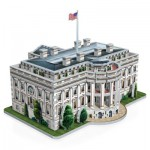 Wrebbit-3D-1007 3D Jigsaw Puzzle - The White House