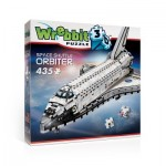 Wrebbit-3D-1008 3D Jigsaw Puzzle - Orbiter Space Shuttle