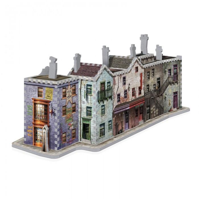 3D Jigsaw Puzzle - Harry Potter (TM): Diagon Alley