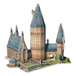Wrebbit-3D-2014 3D Jigsaw Puzzle - Harry Potter (TM): Poudlard - Great Hall