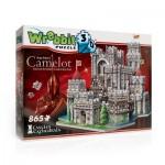 Wrebbit-3D-2016 3D Puzzle - King Arthur's Camelot