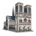 Wrebbit-3D-2020 3D Puzzle - Notre-Dame de Paris