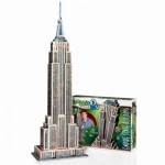 Wrebbit-3D-34507 3D Puzzle - New York : Empire State Building