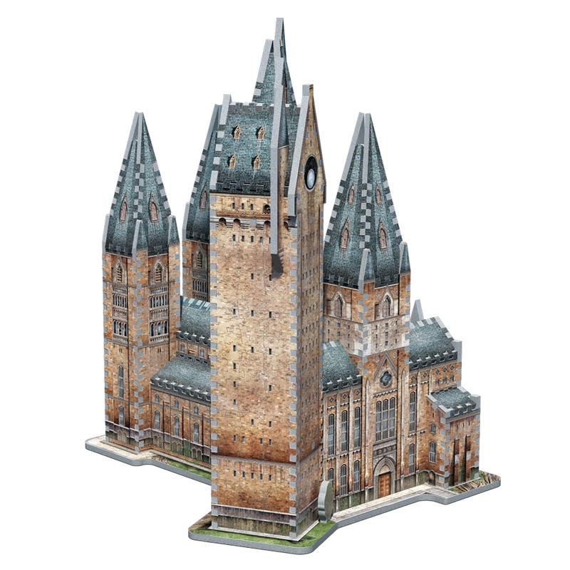 3D Jigsaw Puzzle - Harry Potter (TM): Poudlard - Astronomy Tower