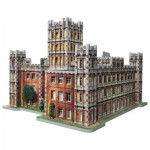 3D Puzzle - Downton Abbey