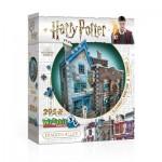 3D Puzzle - Harry Potter - Ollivander's Wand Shop & Scribbulus