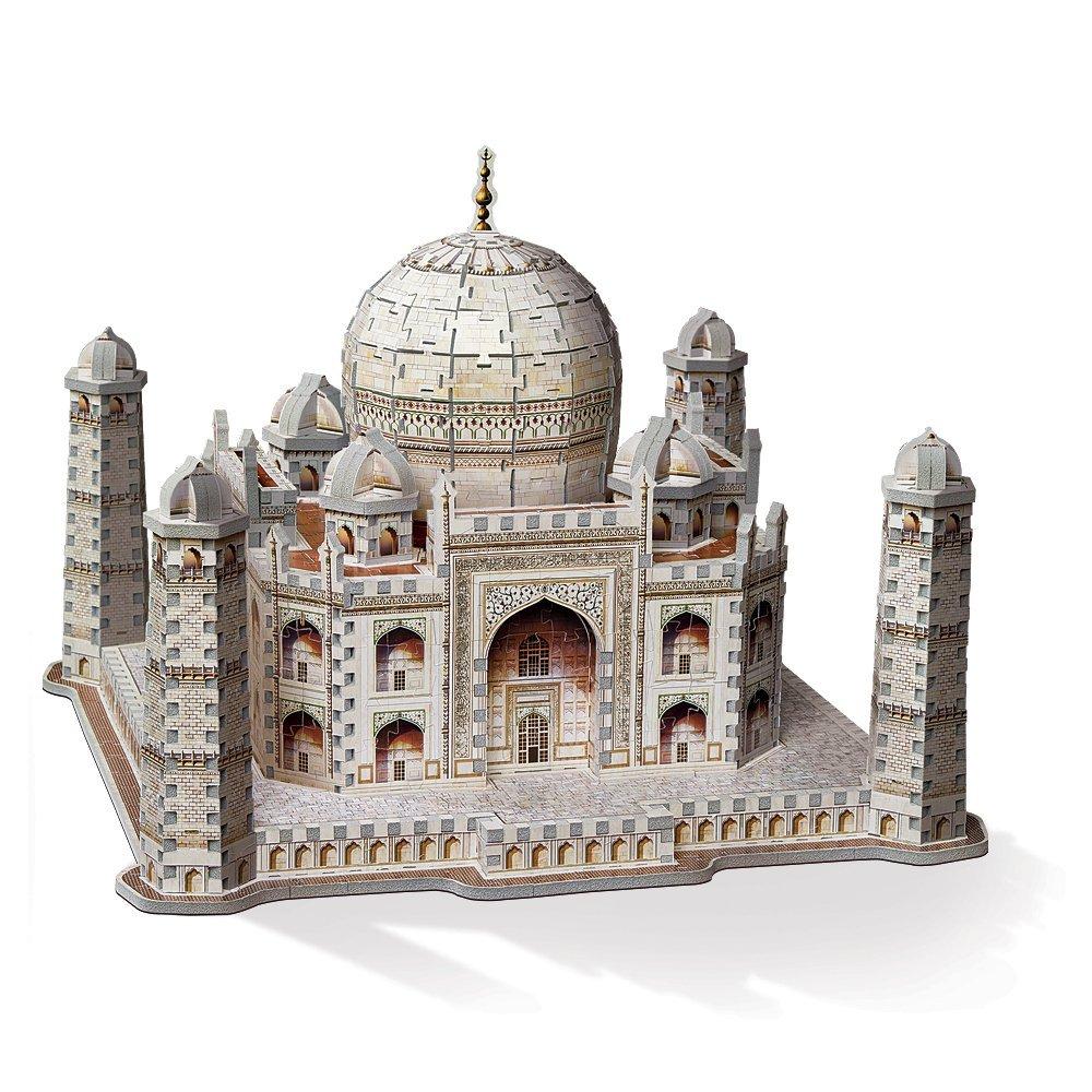 3d puzzle india taj mahal wrebbit 3d 2001 950 pieces jigsaw puzzles monuments jigsaw puzzle. Black Bedroom Furniture Sets. Home Design Ideas