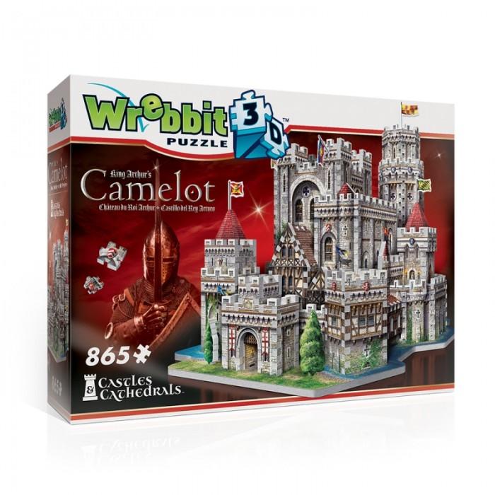 3D Puzzle - King Arthur's Camelot 865pieces