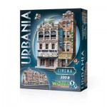 3D Puzzle - Urbania Collection - Cinema