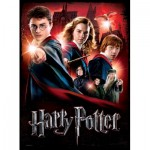 Wrebbit-3D-5001 Poster Jigsaw Puzzle - Hogwarts School, Harry Potter