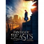 Wrebbit-3D-5006 Poster Jigsaw Puzzle - Fantastic Beasts - New York